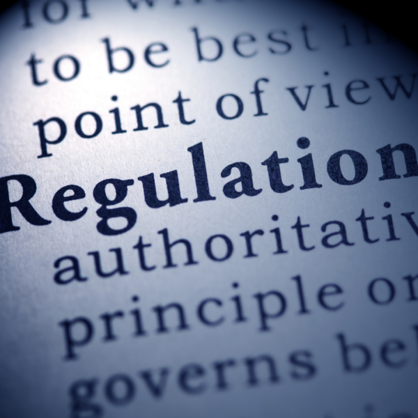 Regulation of Property Professionals