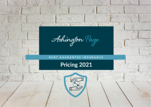 ASHINGTON PAGE LANDLORD RENT GUARANTEE PRICING AND BOOKING FORM